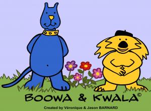 Boowa & Kwala - Jason & Veronique BARNARD