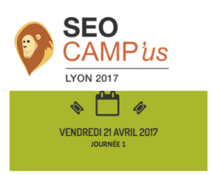 SEO Campus Lyon 2017