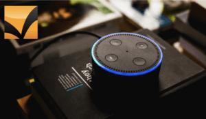 Amazon Echo and Trustpilot Logo
