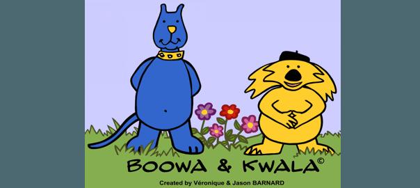 Boowa & Kwala Web Series