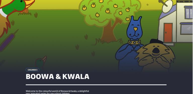 Boowa & Kwala TV Series