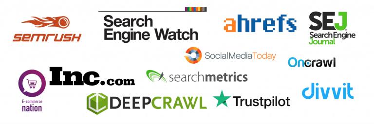 Publication sites - icons