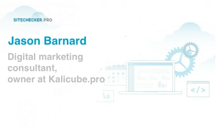 Brand SERPs tips by Jason Barnard