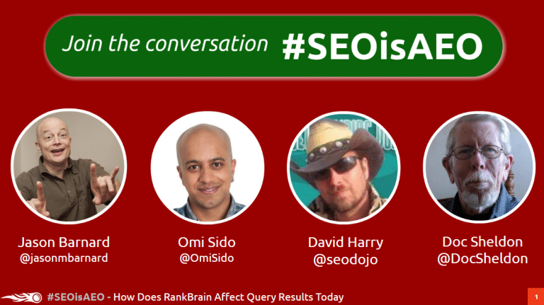 #SEOisAEO: How Does RankBrain Affect Query Results Today