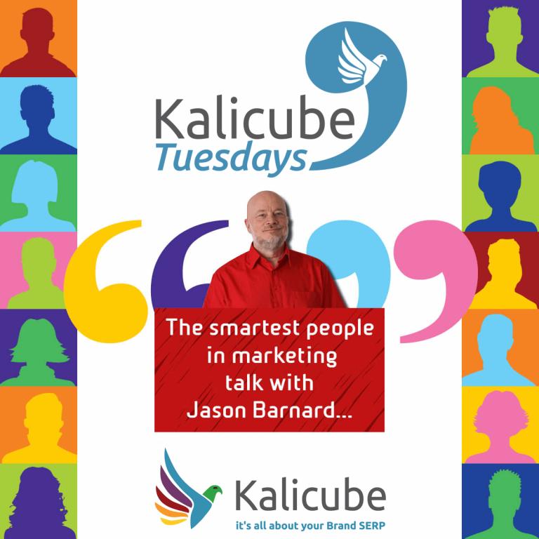Kalicube Tuesdays Event Series